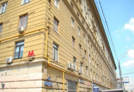 Image for г. Москва, Смоленская площадь, 13/21