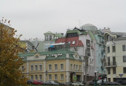 Image for г. Москва, Большой Головин перулок, д. 2