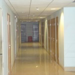 коридор на этаже